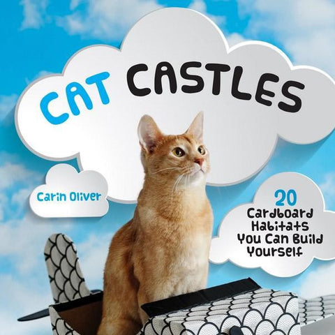 London Cat Cafe - Book - Cat Castles