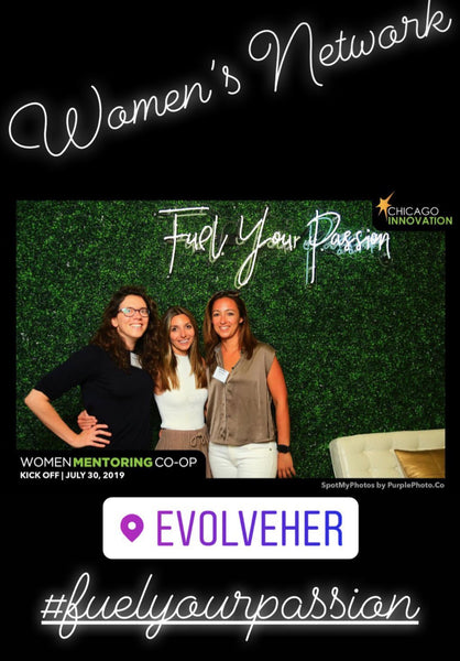 TBL Founders at the Women's Co-op Launch in Chicago!