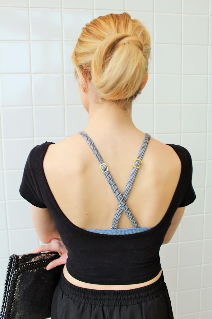 A Solution To My Bra Shopping Disasters // The Knotted Chain