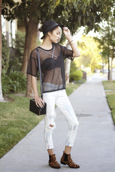 Sheer Heat // A Style Pixie