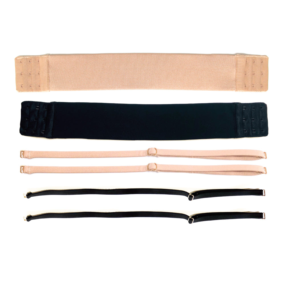 Back To Basics Straps Set