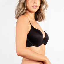 Load image into Gallery viewer, TBL X Nordstrom Black T-Shirt Bra