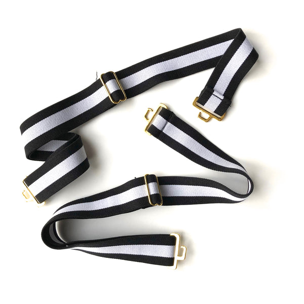 Verbier Athletic Stripe Shoulder Strap | The Bra Lab - The Bra Lab