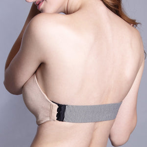 Parisian Pinstripe Back Band