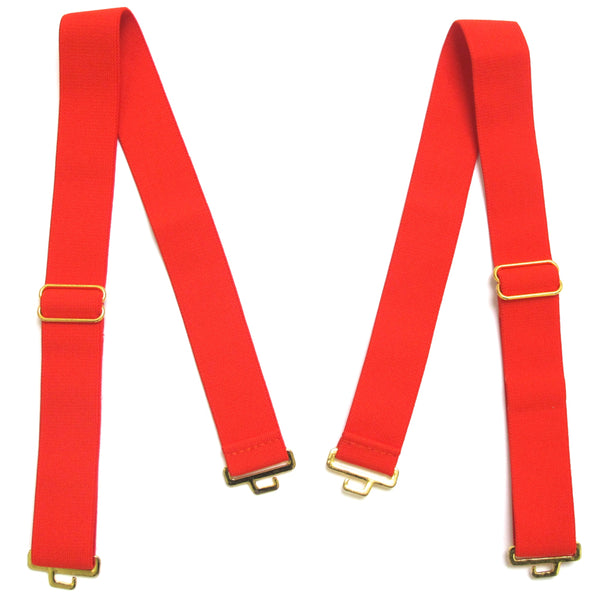Singapore Poppy 1 Inch Shoulder Strap Set