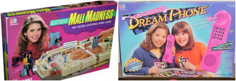 9cce54e2d0 Try to find those old 90 s board games we used to play. Mall Madness    Dream Phone were the BEST. Boys n Shopping – what s better