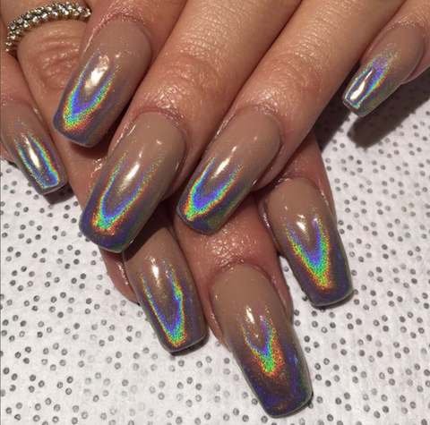15 Crazy Nail Art Inspo From Vanity Projects Nye Inspired