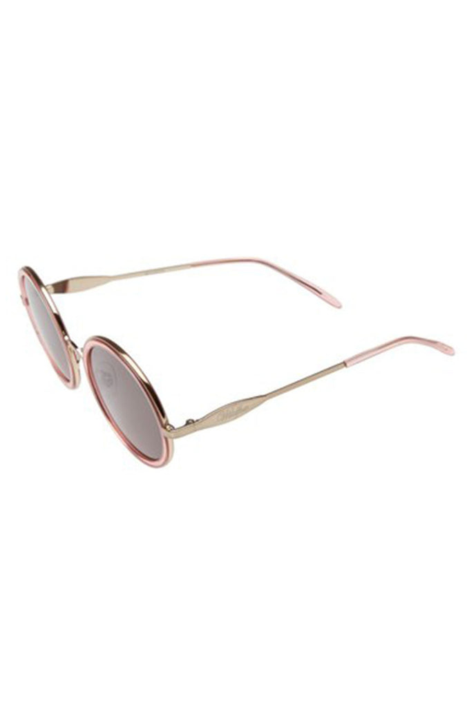 Wildfox Ryder Sunglasses in Rosewater|ISHINE365 - 2