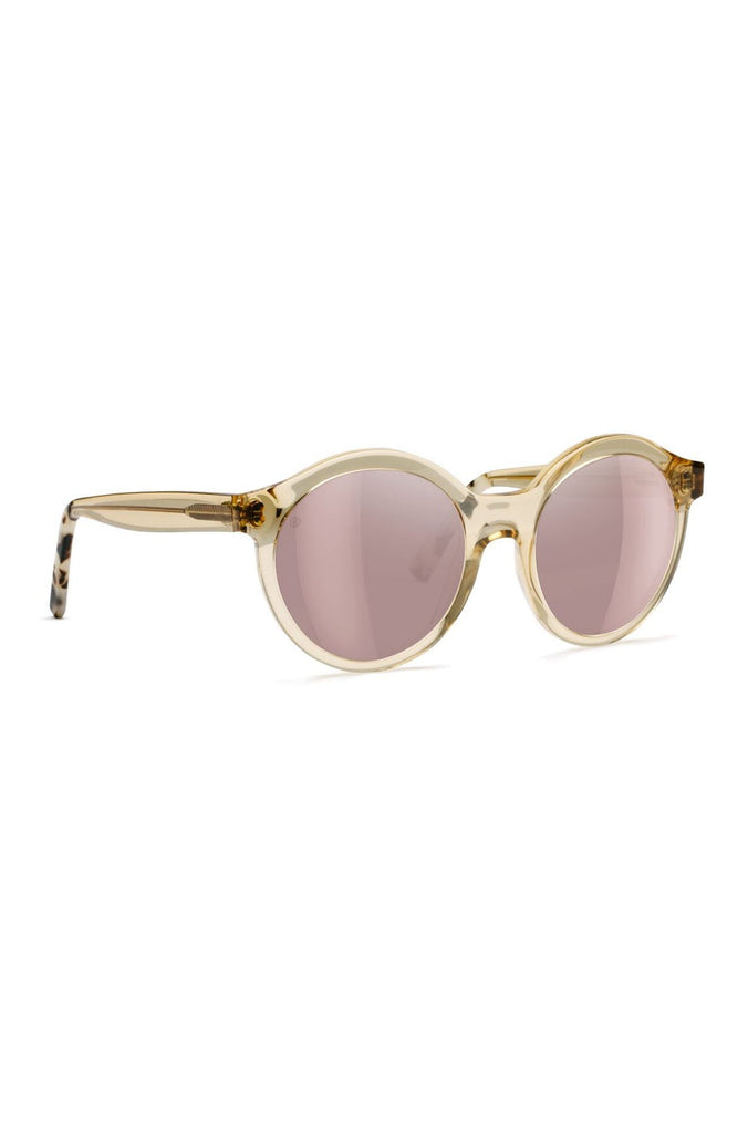 Minor Panic Sunglasses in Champagne