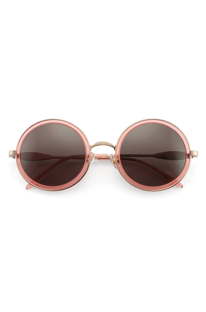 Wildfox Ryder Sunglasses in Rosewater|ISHINE365 - 1