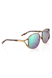 Wildfox Dynasty Deluxe Sunglasses in Brass|ISHINE365 - 2