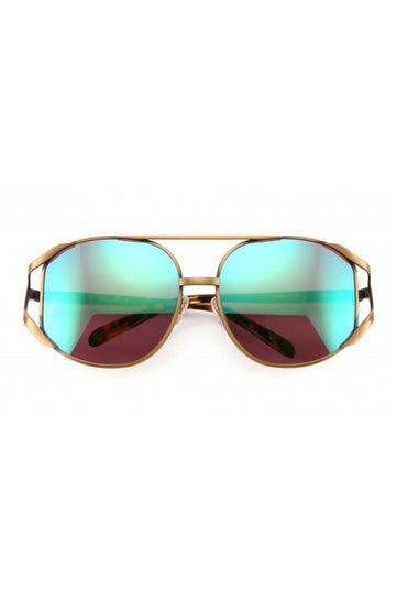 Wildfox Dynasty Deluxe Sunglasses in Brass|ISHINE365 - 1