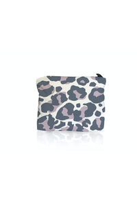 Jaguar Small Pouch in Acai/Granite