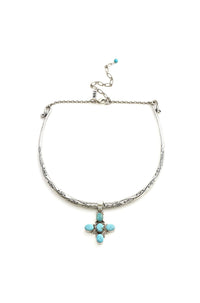 Natalie B Jewelry Lima Collar Necklace|ISHINE365 - 1