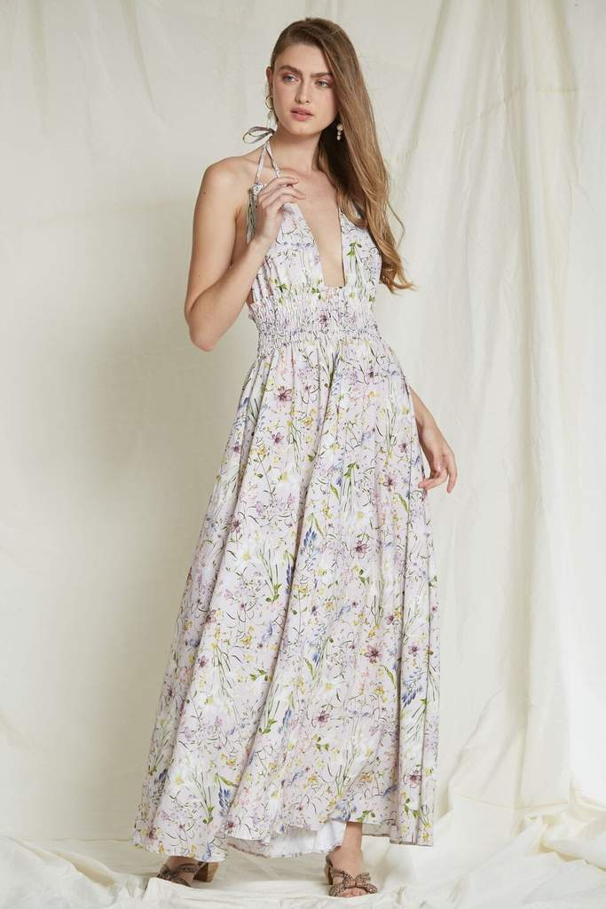 Paola Dress in Floral.