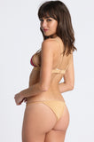 Pacific and Driftwood Taste the Rainbow Bikini Bottom in Nude|ISHINE365 - 1