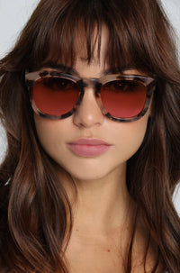 WILDFOX 2015 Classic Fox Deluxe Sunglasses in Antique Leaves|ISHINE365 - 3