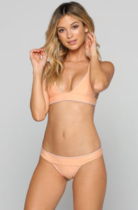 House of Au+ORA Fame Bikini Bottom in Melon|ISHINE365 - 2