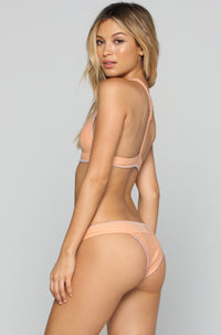 House of Au+ORA Fame Bikini Bottom in Melon|ISHINE365 - 3