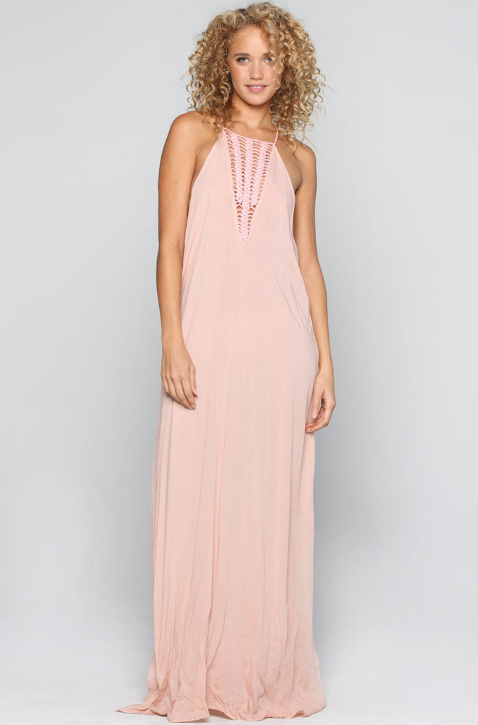 ACACIA Makawao Maxi Dress in Sunrise|ISHINE365 - 4