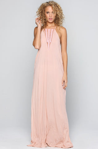 Makawao Maxi Dress in Sunrise