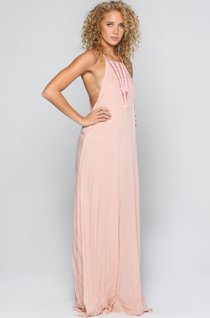 ACACIA Makawao Maxi Dress in Sunrise|ISHINE365 - 1