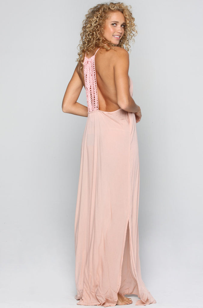ACACIA Makawao Maxi Dress in Sunrise|ISHINE365 - 3
