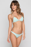 Bridgette Bikini Bottom in Serenity