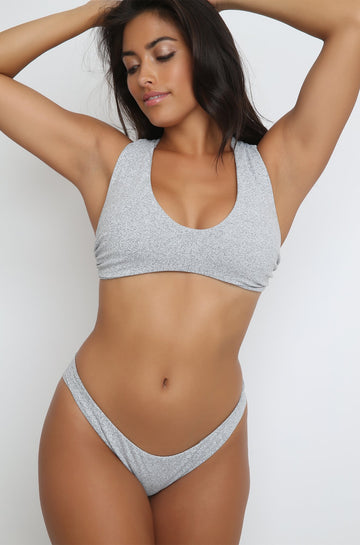 Diverse Top in Grey