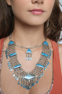 Natalie B Jewelry Haya Necklace|ISHINE365 - 2