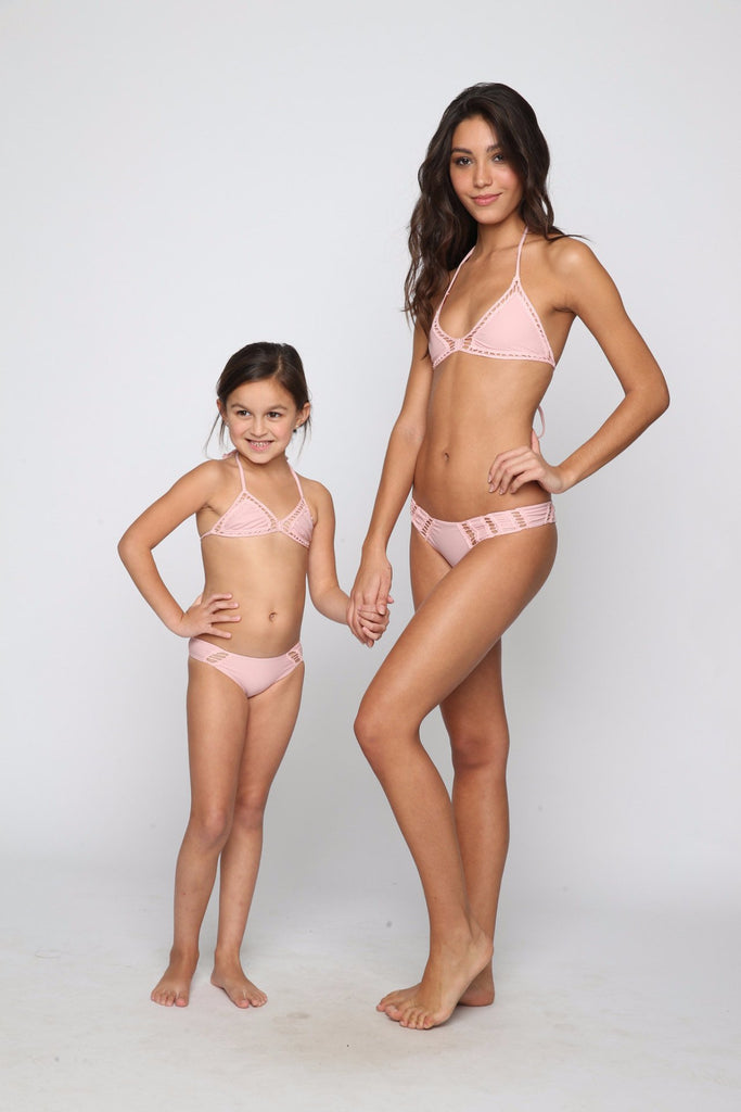 Honey Andy / Cloudbreak Bikini in Sunrise (Child Bikini)