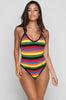 Penny One Piece in Rainbow