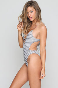 Seaside One Piece in Stripe