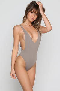 Elle One Piece in Coconut