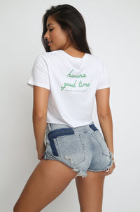 Havana Good Time Tee