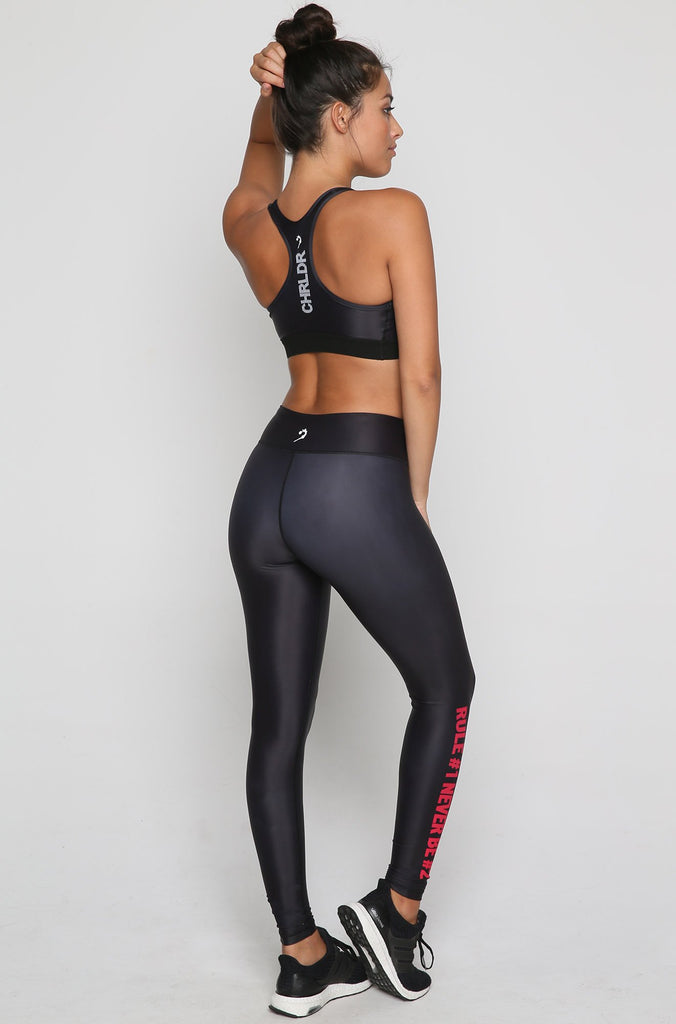Rule #1 Legging in Black