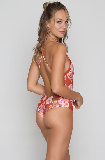 Palma One Piece in Ku'u Lei