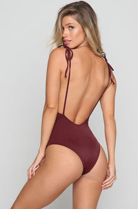 Robertson One Piece in Wine