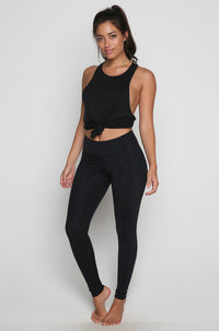Flex Legging in Black
