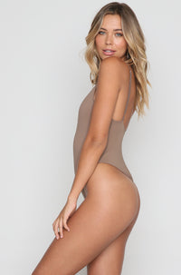 Jordyn One Piece in Mocha