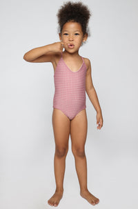 ACACIA SUMMER Honey Sunset Mesh in Orchid/Foam|ISHINE365 - 3