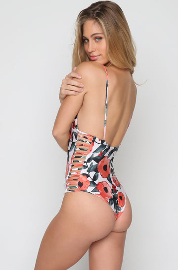 Hermosa One Piece in Gelato Bloom