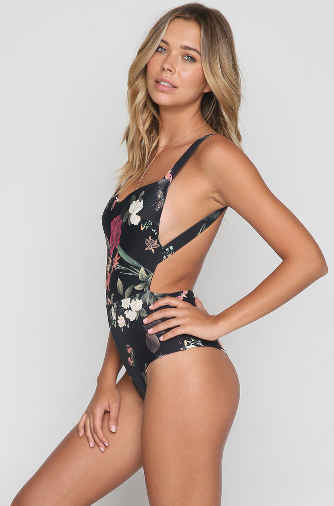 Bea One Piece in Emma Floral