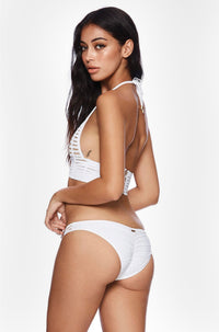 Hard Summer Skimpy Bottom in White