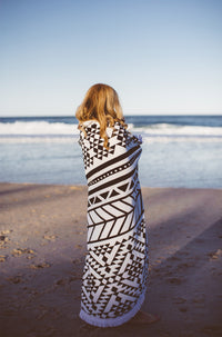 The Beach People The Aztec Roundie Beach Towel|ISHINE365 - 2