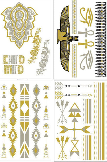 Flash Tattoos Child of Wild Tattoo|ISHINE365 - 1