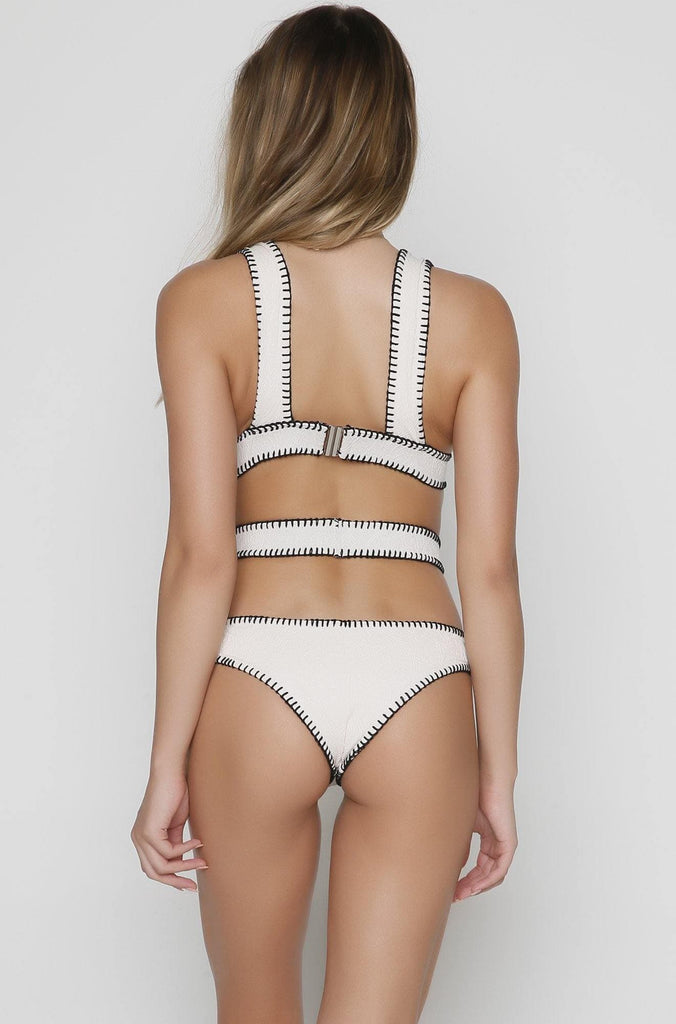 Amores One Piece in Ivory
