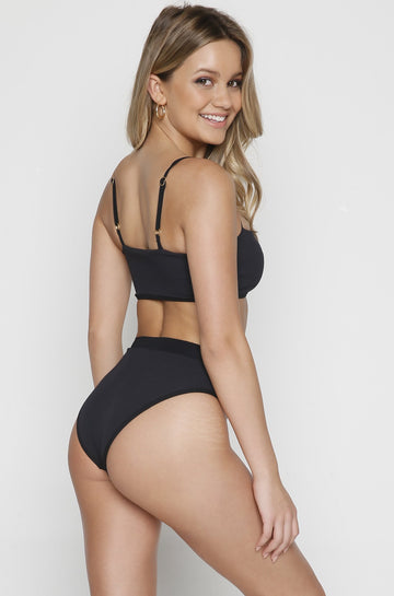 Frenchi Bottom in Black