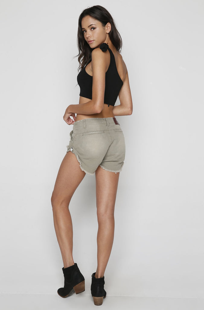 Sailors Shorts in Militaire