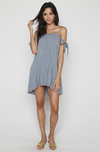 Sweet Dreams Dress in Slated Glass
